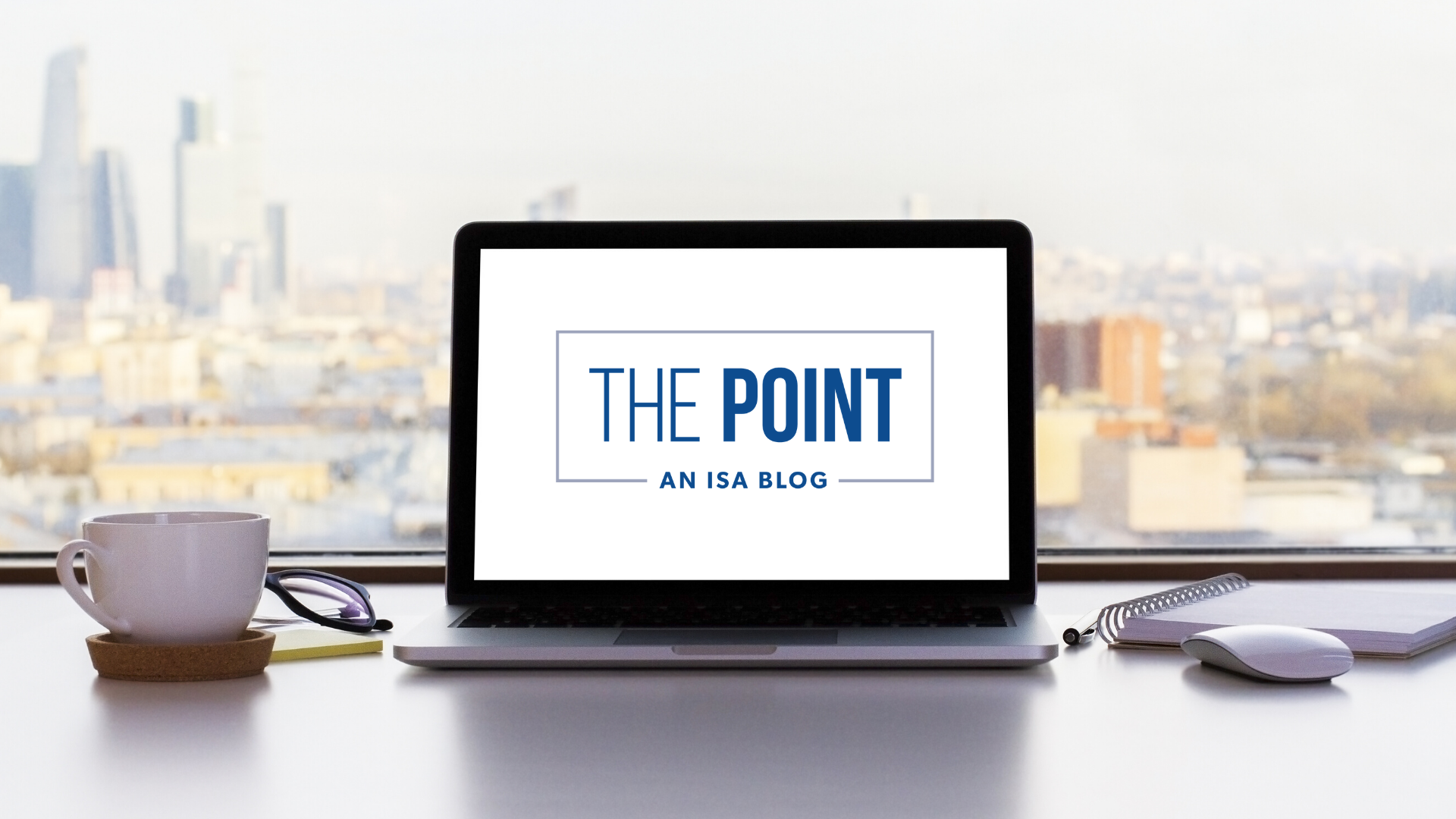 Welcome to the Point. An ISA blog.